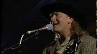 Tracy Lawrence - Sticks & Stones - 1995 Fan Club Party