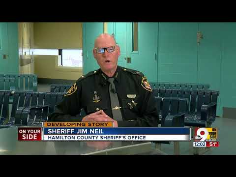 Hamilton County Sheriff Jim Neil considering reopening Queensgate facility to remedy overcrowding