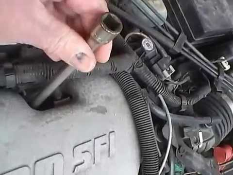 Malibu or GM 31L Engine Coolant Leak Quick Fix - YouTube
