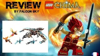Review LEGO Chima ( Vultrix