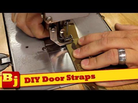 Make Your Own CJ YJ TJ JK Door Limiting Straps