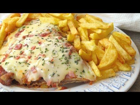 Milanesas a la napolitana. ¡El filete más irresistible!