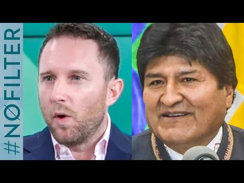 Michael Brooks Breaks Down Bolivian Coup
