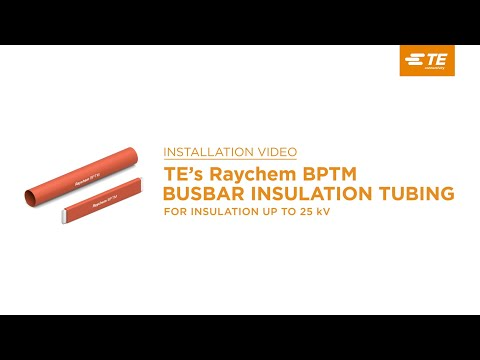 TE's Raychem Heat Shrink Tubing: Enhanced Insulation and Protection for Busbars