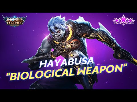 July Starlight Membership Hayabusa Biological Weapon Mobile Legends Bang Bang Youtube