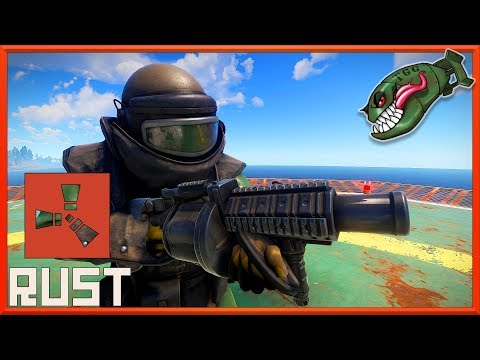 Rust What's Coming | First Look Multiple Grenade Launcher in Game #181 (Rust News & Updates) thumbnail