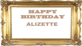 Alizette   Birthday Postcards & Postales - Happy Birthday