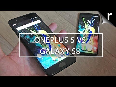 OnePlus 5 vs Samsung Galaxy S8: Has OnePlus beaten Samsung?