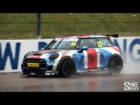 Racing in the Rain is TRICKY! MINI Challenge Training