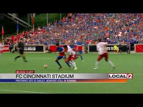 Oakley is preferred site for new FC Cincinnati stadium, but Newport still in the running