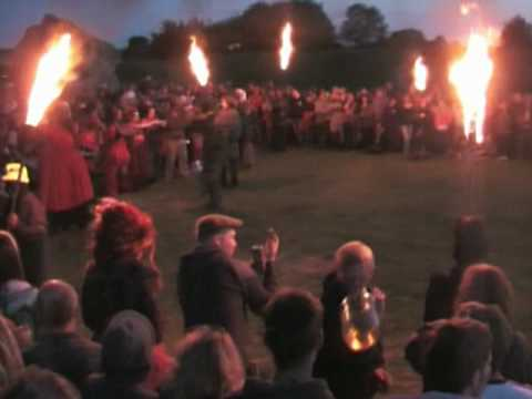 Avebury summer solstice celebration 2010 (part 1)