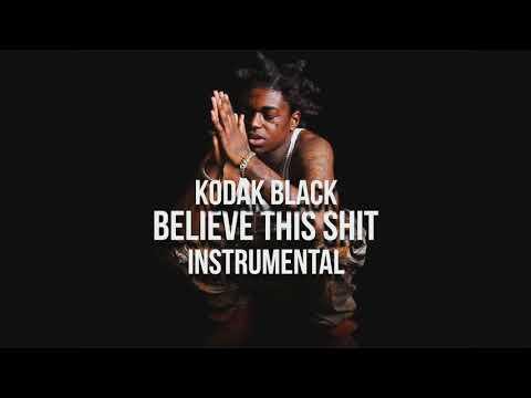 Kodak Black - Believe This Shit Instrumental (Remake)