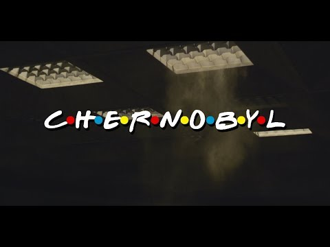 Toby Knapp - VIDEO: Someone mashed up CHERNOBYL and FRIENDS... and OMG THIS!