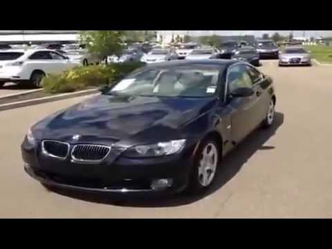 Edmonton BMW Series Door Coupe I XDrive AWD YouTube - 2 door bmw
