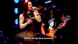 Slash ft. Myles Kennedy & The Conspirators - Iris of the Storm (Subtítulos Español)