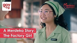 Download Video A Merdeka Story: The Factory Girl MP3 3GP MP4