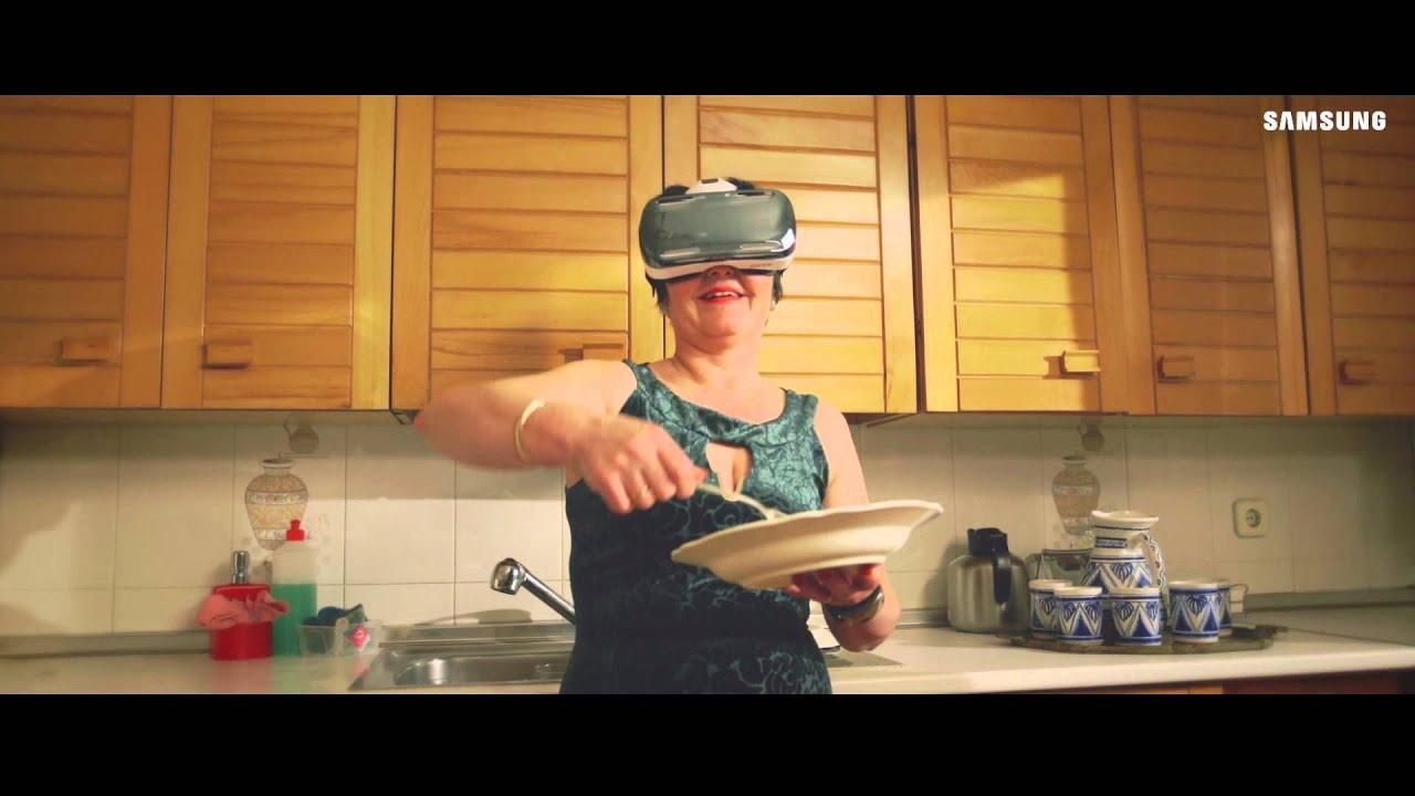 Samsung Gear VR #VerparacreeR