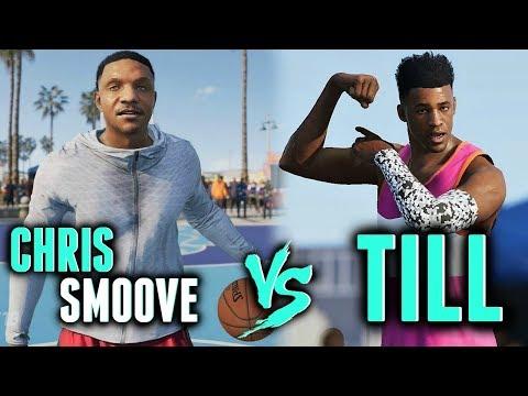 NBA LIVE 18 The One Gameplay - Live Run Vs Chris Smoove