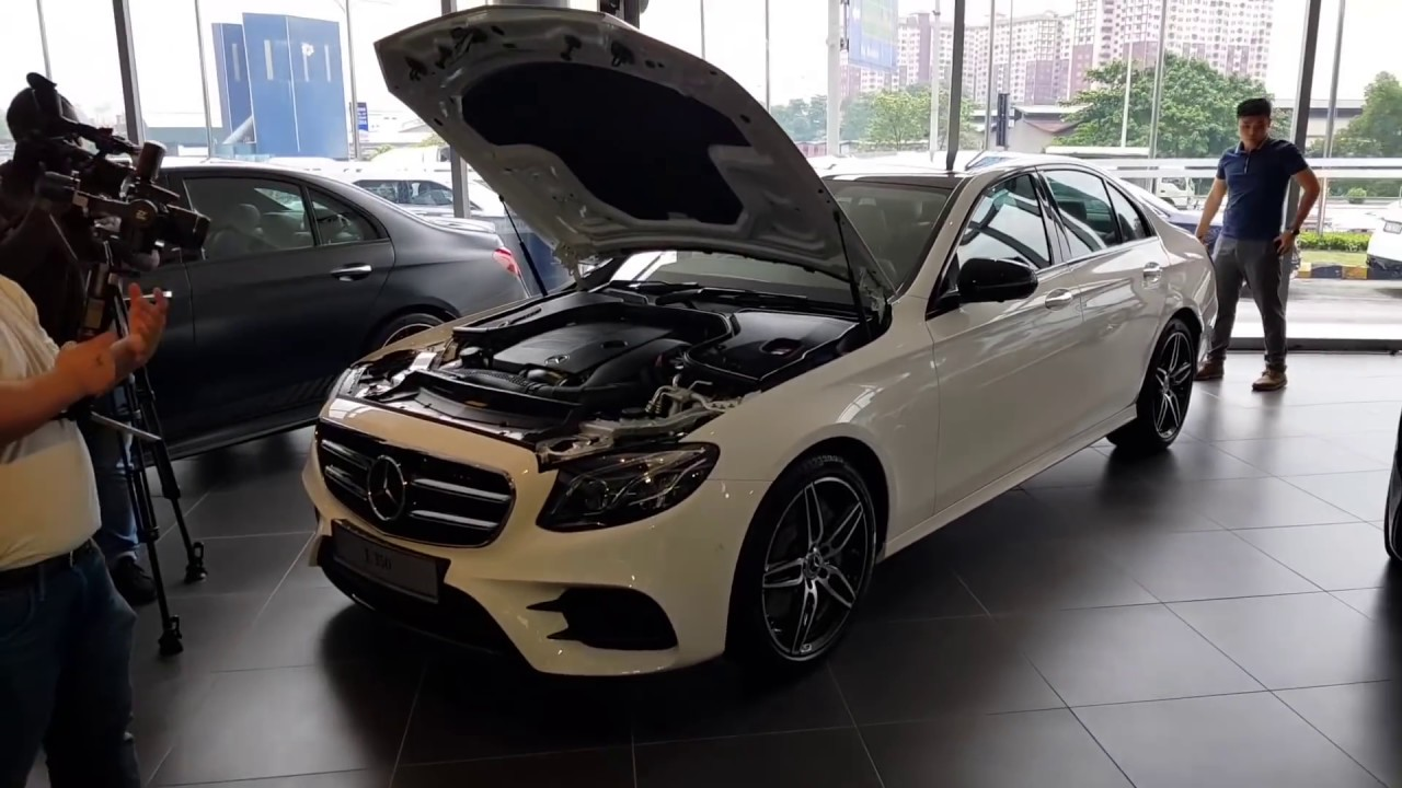 2019 Mercedes-Benz E350 is a two litre with 299 hp and ...