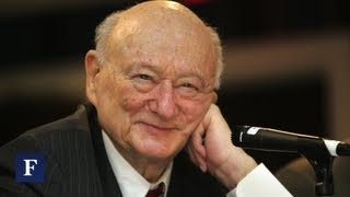Steve Forbes Remembers Ed Koch
