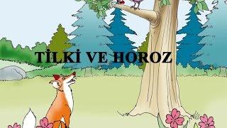 3- Arapça Seçme Hikayeler Çevirisi ( Kurnaz Tilki İle Akıllı - Zeki Horoz )