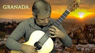 Granada - Classical Guitar by Frédéric Mesnier