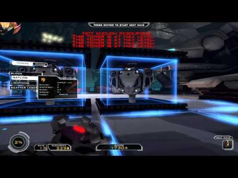 Sanctum Gameplay - First game By:emilerszx  