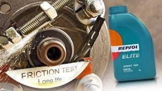 Repsol Elite 50501 TDI 5W40 Jak skutecznie olej chroni silnik?