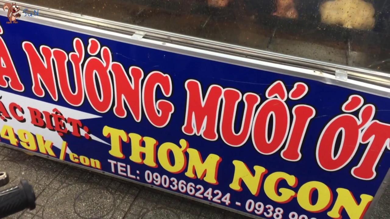 Soc – BNĂG: HCM – Gà nướng muối ớt Lý Thái Tổ (Grilled chicken)
