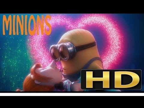 MINIONS : Dave got crush on lucy wilde