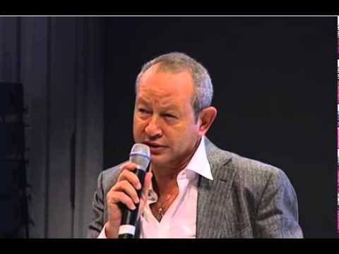 Naguib Sawiris interviewed by Fadi Ghandour