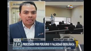 Productor del grupo musical La Trakalosa será procesado por perjurio y falsedad ideológica