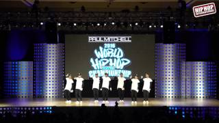 Black Diamond's - Switzerland (Adult Division) @ #HHI2016 World Prelims!!