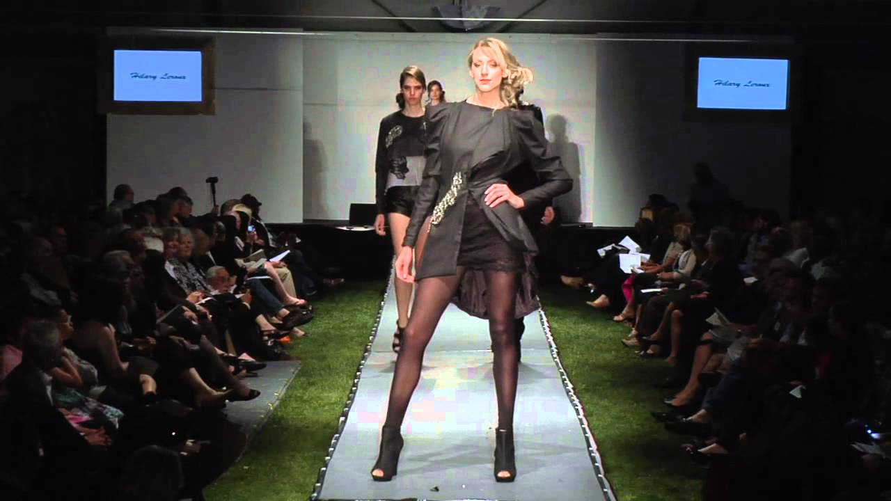 Moore College Of Art Design Fashion Show 2011 Senior Collections Part 4 Youtube