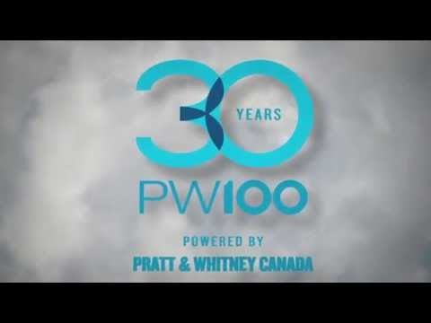 The 30th Anniversary of the PW100 Turboprop