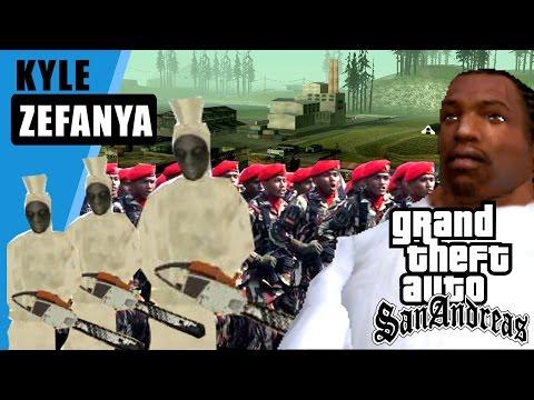 Misteri maskas pocong – Grand Theft Auto extreme Indonesia (DYOM #1)