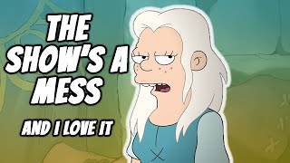 Disenchantment A Sarcastic Summary and Review