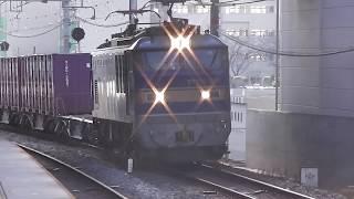 島本駅 2019.2.1 12:30〜