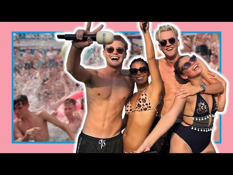 TIP: DE GROOTSTE POOLPARTY IN 'T BUITENLAND!!!! Dance Challenge- Lloret Afl. 7