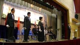 香港亞洲國際手鈴節--手鐘三重奏演出--吳道雄 沈瑞美 吳世華--20120422