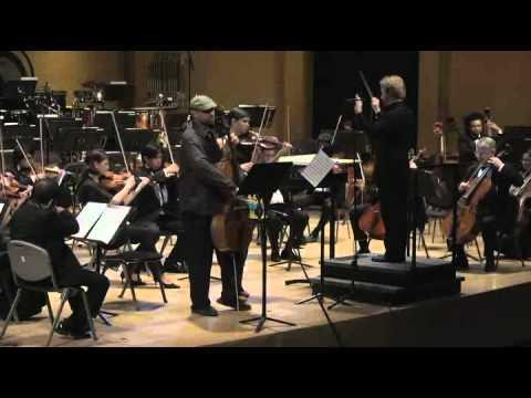Double Concerto (Chesky) - TPO, Jeffery Meyer, cond., Rachel Golub, vln., Dave Eggar, vc.