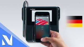 Apple Pay kommt nach Deutschland - Welche Banken? Wo bezahlen?  | Nils-Hendrik Welk