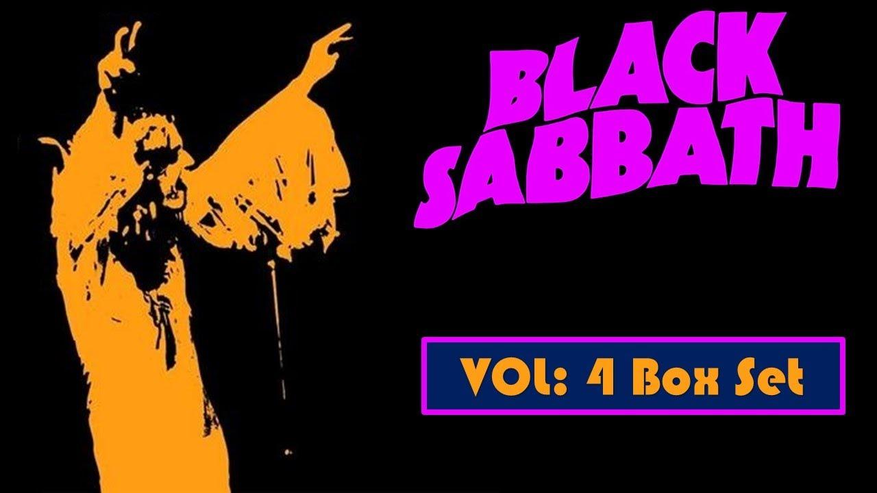 Black Sabbath: 'Vol: 4' | Deluxe box Set