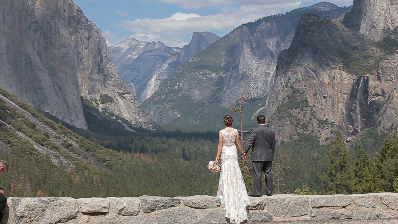Rachel Spencer S Wedding Film Yosemite National Park Ca
