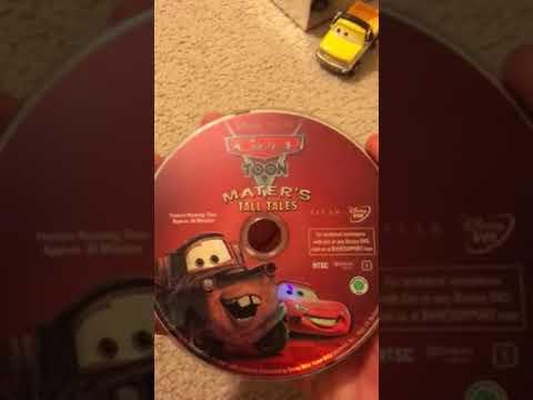 Cars directors Edition box set