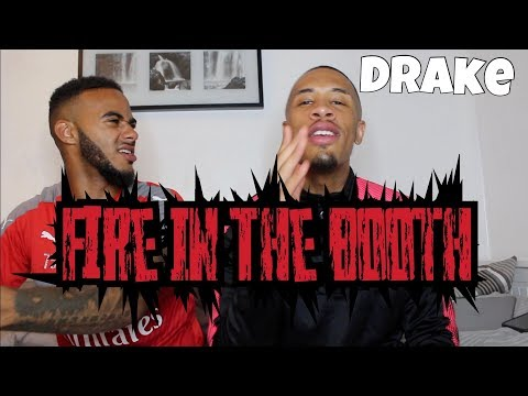 Drake - Fire In The Booth - REACTION