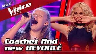 13-Year-Old discovers her STAR QUALITY in The Voice Kids