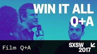 Win It All Q+A with Joe Swanberg, Jake Johnson, and Joe Lo Truglio — SXSW 2017