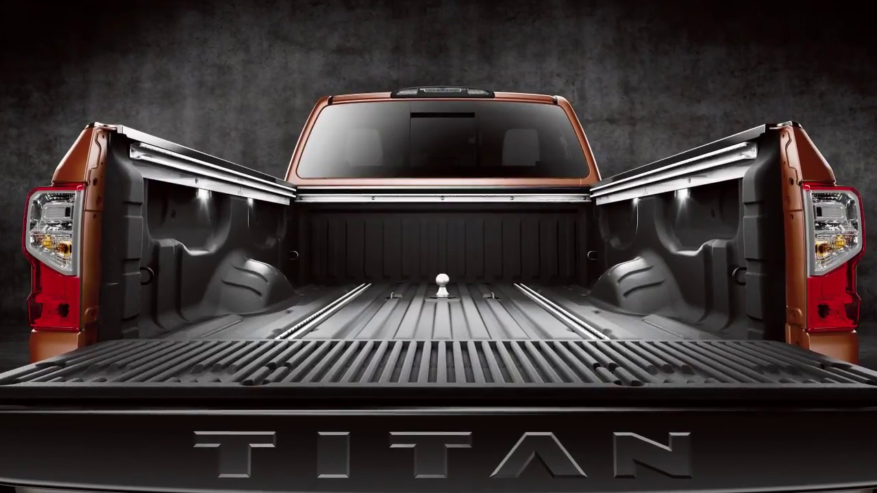2018 Nissan TITAN - Utili-track™ Channel System (if so ...