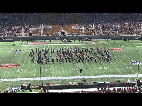 Cal Band P!nk Show